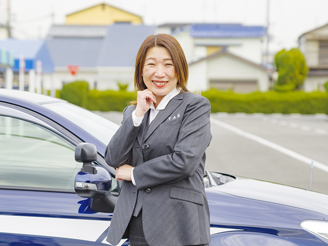 インストラクター大杉俊江