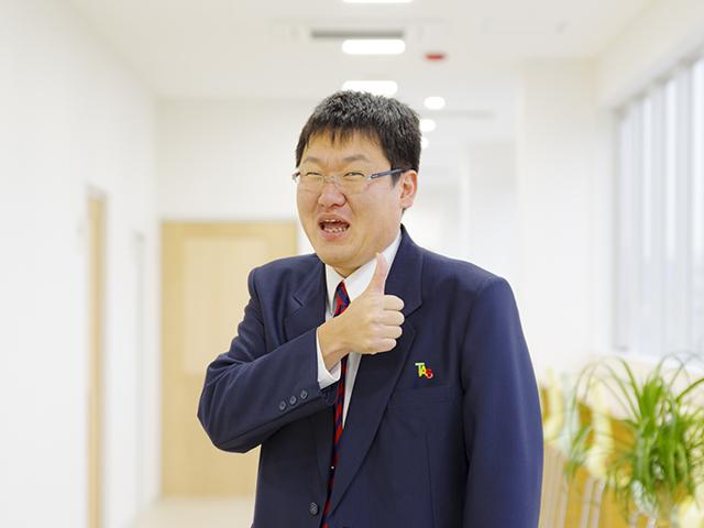 インストラクター新井祐司