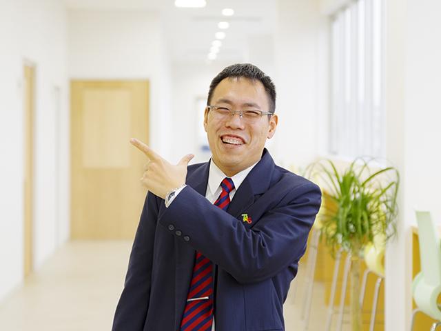 インストラクター髙野哲也